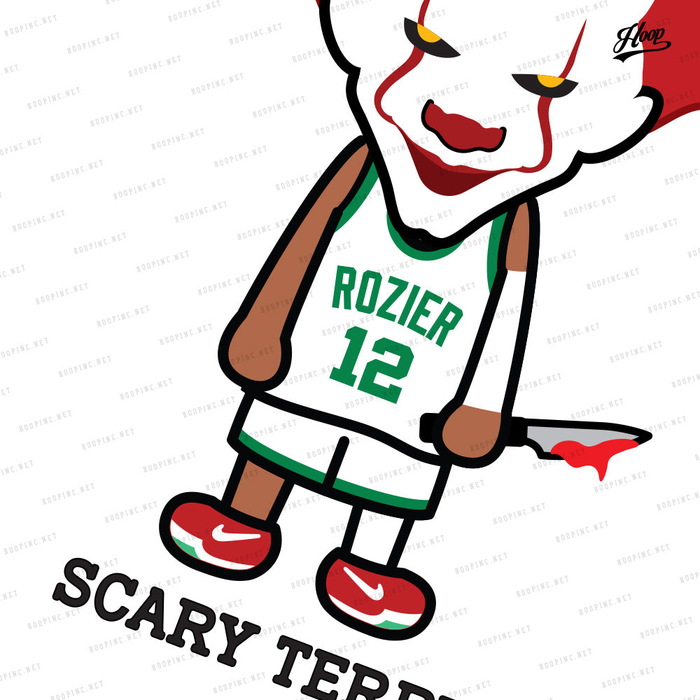 """Scary Terry"" tee"