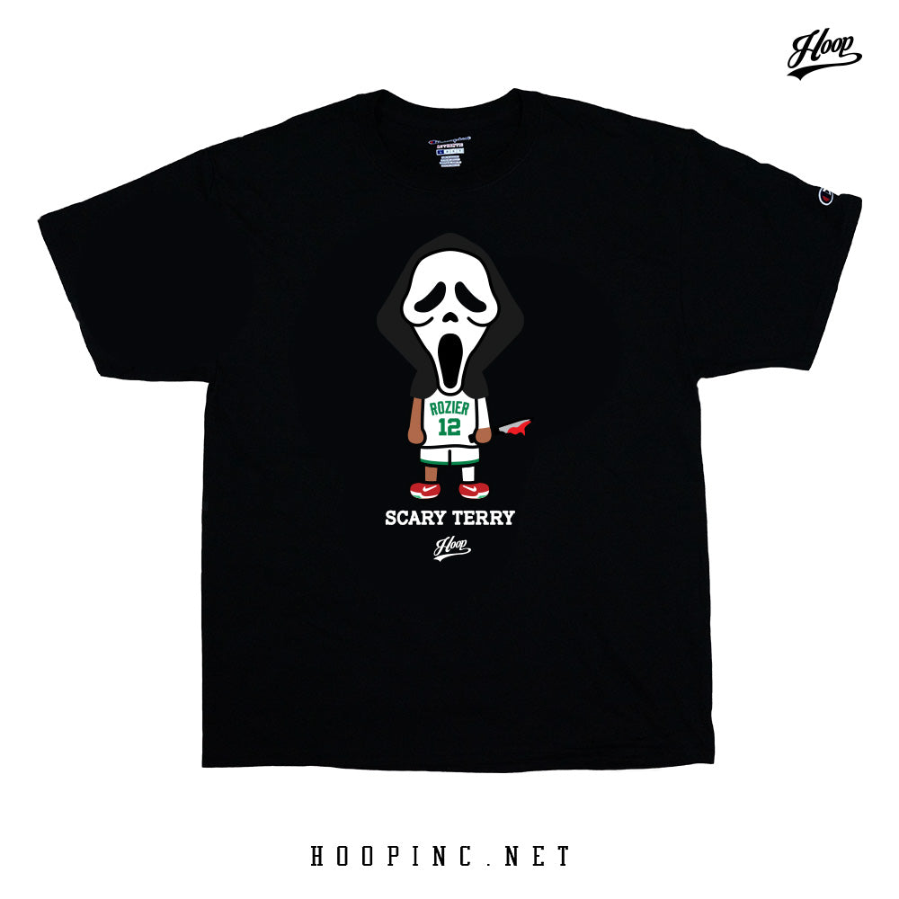 """Scary Terry Scream"" tee"