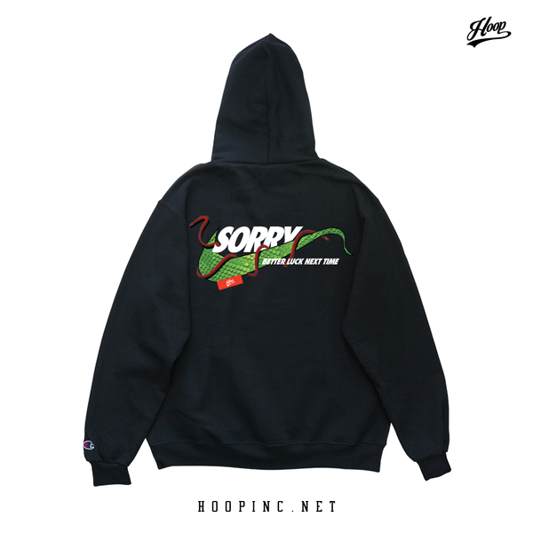 """Sorry Better Luck Next Time Grinch"" Zip-Up Hoodie"