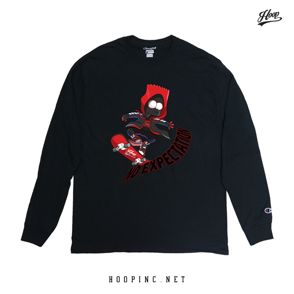 """NO EXPECTATION SPIDEY"" Long Sleeve Tee"