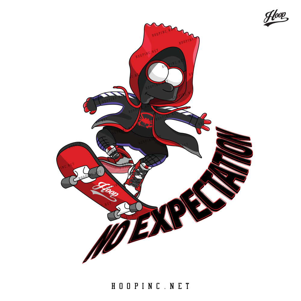 """NO EXPECTATION SPIDEY"" Tee"