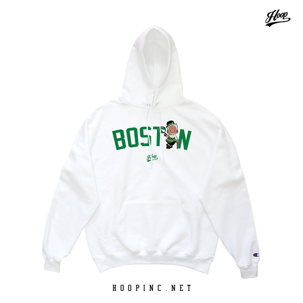 Boston Uncle Drew #11 Hoodies