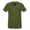 Military Style ESSENTIAL PERSONNEL Tee - olive green