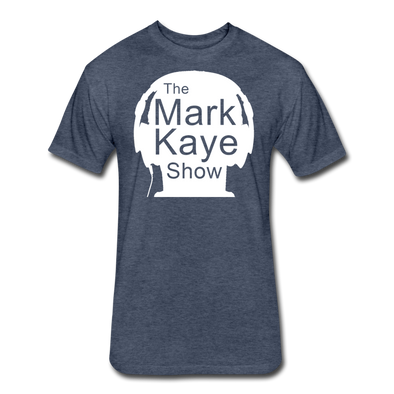 Mark Kaye Show Classic Tee - heather navy