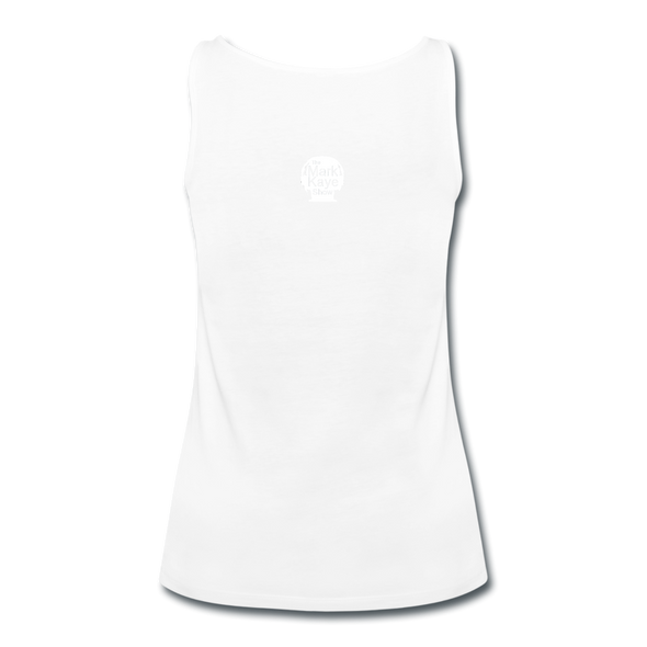Women's JIM EAGLE Tank - white