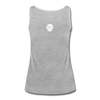 Women's JIM EAGLE Tank - heather gray