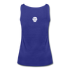 Women's JIM EAGLE Tank - royal blue
