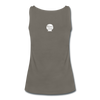 Women's JIM EAGLE Tank - asphalt gray