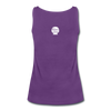 Women's JIM EAGLE Tank - purple