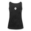 Women's JIM EAGLE Tank - charcoal gray