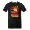 OASIS OF FREEDOM - charcoal gray