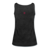 WOMEN'S OASIS OF FREEDOM TANK - charcoal gray