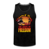 OASIS OF FREEDOM! - charcoal gray