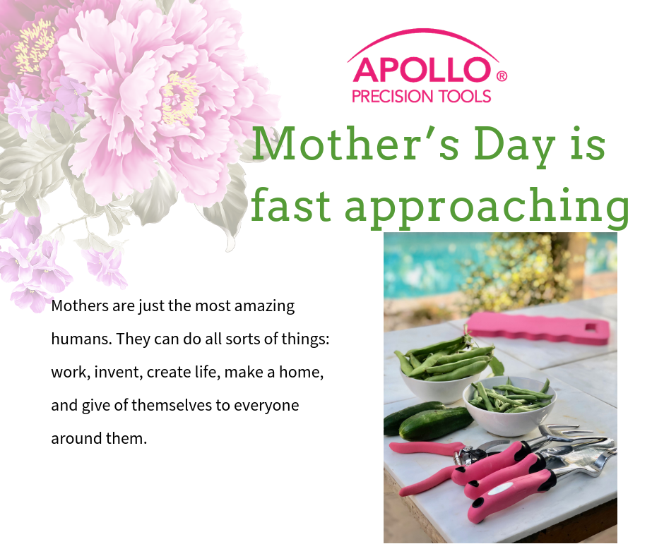 Mother's Day gift idea tool set