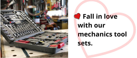 mechanics tool kit valentines day apollo tools
