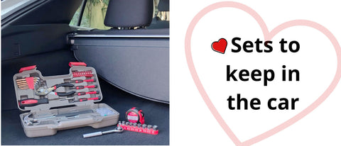 tool set for car valentines day apollo tools