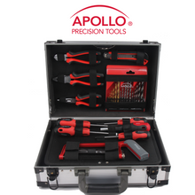 96 Piece Deluxe General Tool Kit in Aluminum Case - DT4935