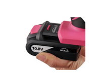 Replacement Apollo Tools Battery pack -Pink