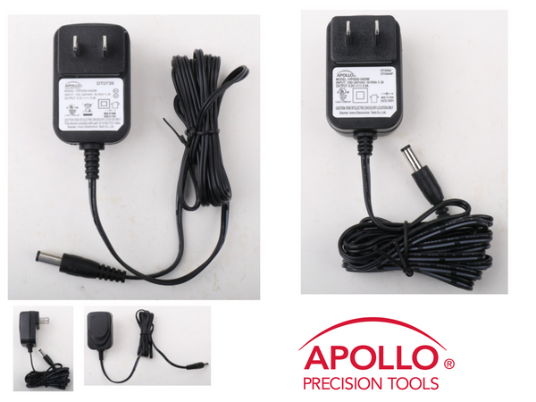 Replacement Apollo Tools Charger Type 2