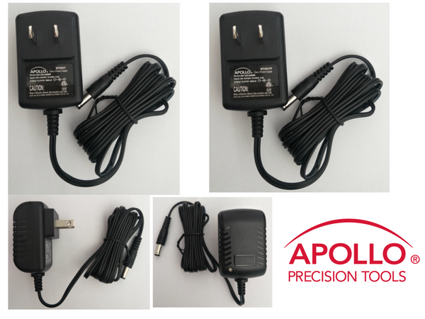 Replacement Apollo Tools Charger Type 3