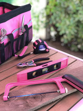 201 Piece Household Tool Kit in a Soft-Sided Tool Bag Pink - DT0020P