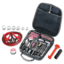 64 Piece Travel & Automotive Tool Kit Pink - DT0101P