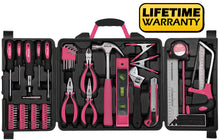71 Piece Household Tool Kit Pink - DT0204P