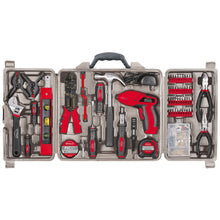 161 Piece Household Tool Kit with 4.8 Volt Screwdriver - DT0738