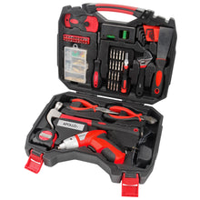 160 Piece Household Tool Kit with 4.8V Cordless Screwdriver - DT4929