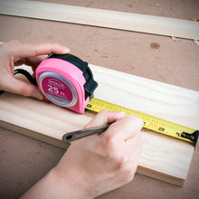 25ft. Tape Measure - Pink - DT5002P