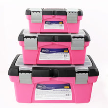 3 Piece Tool Box - Pink - DT5005P