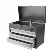 300 Piece all Purpose Mechanics Tool Kit in Heavy Duty 3 Drawer Steel Tool Box - BLACK CASE --DT6805