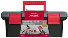 170 Piece Household Tool Kit with Tool Box - DT7102