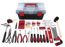 ALL IN ONE HOME PROJECT DIY TOOL BOX WITH TOOLS