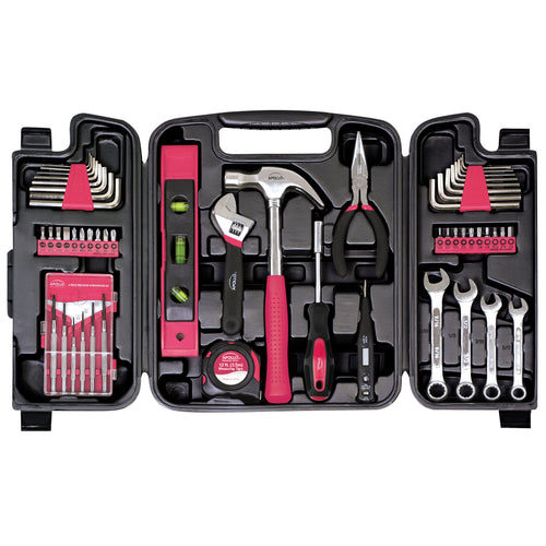 53 Piece Household Tool Kit Pink - DT9408P