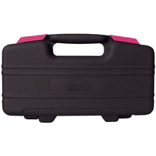 closed exterior or the carrying case for Pink 39 piece general tool kit over 1 Million units sold worldwide