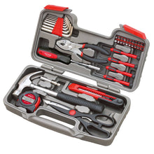 Red 39 piece general tool kit over 1 Million units sold worldwide