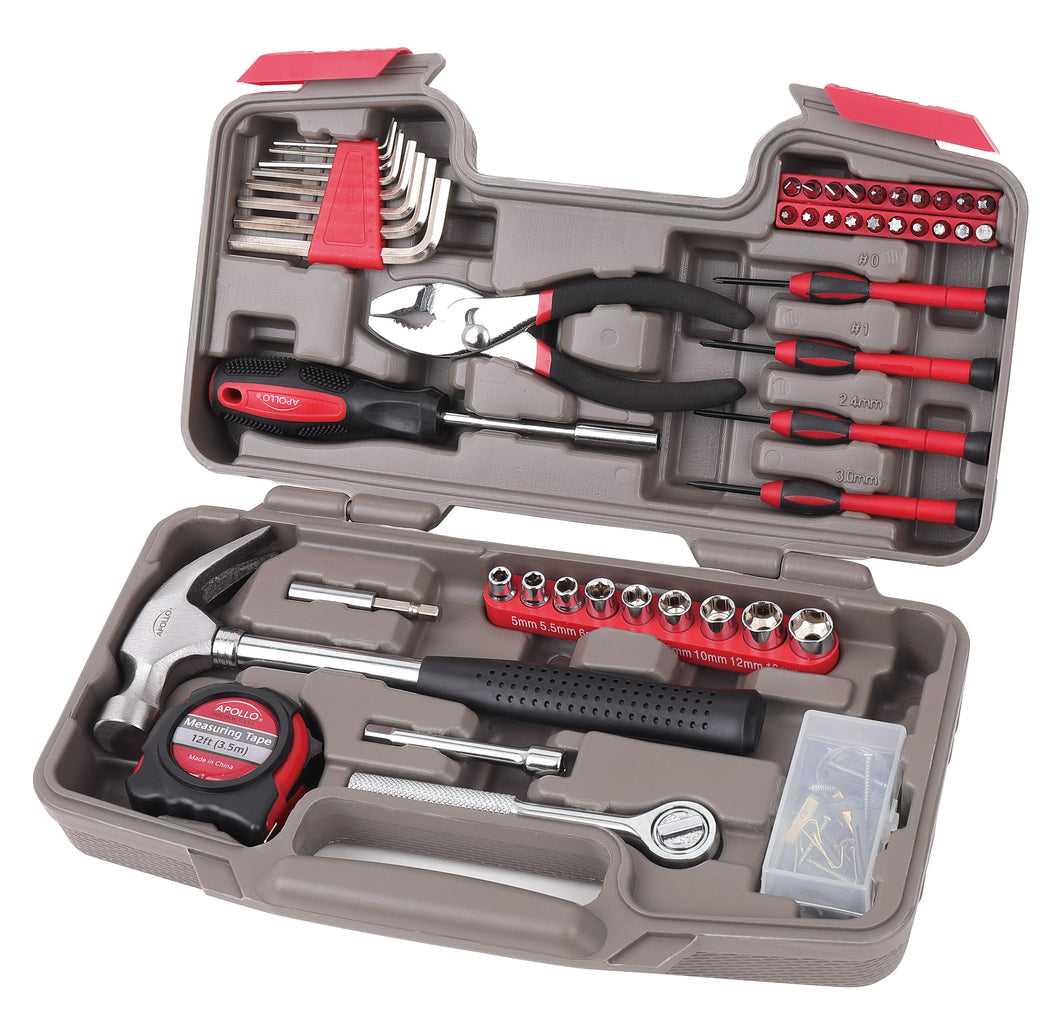 88 Piece Multi Purpose Tool Kit - DT9710