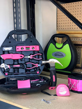 72 Piece Household Tool Kit - Pink - DT4920P
