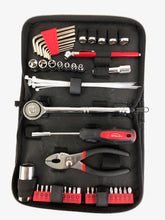 56 Piece SAE Auto Tool Set In Zipper Case - DT9774