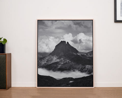 Valleys and Peaks (88x106cm)
