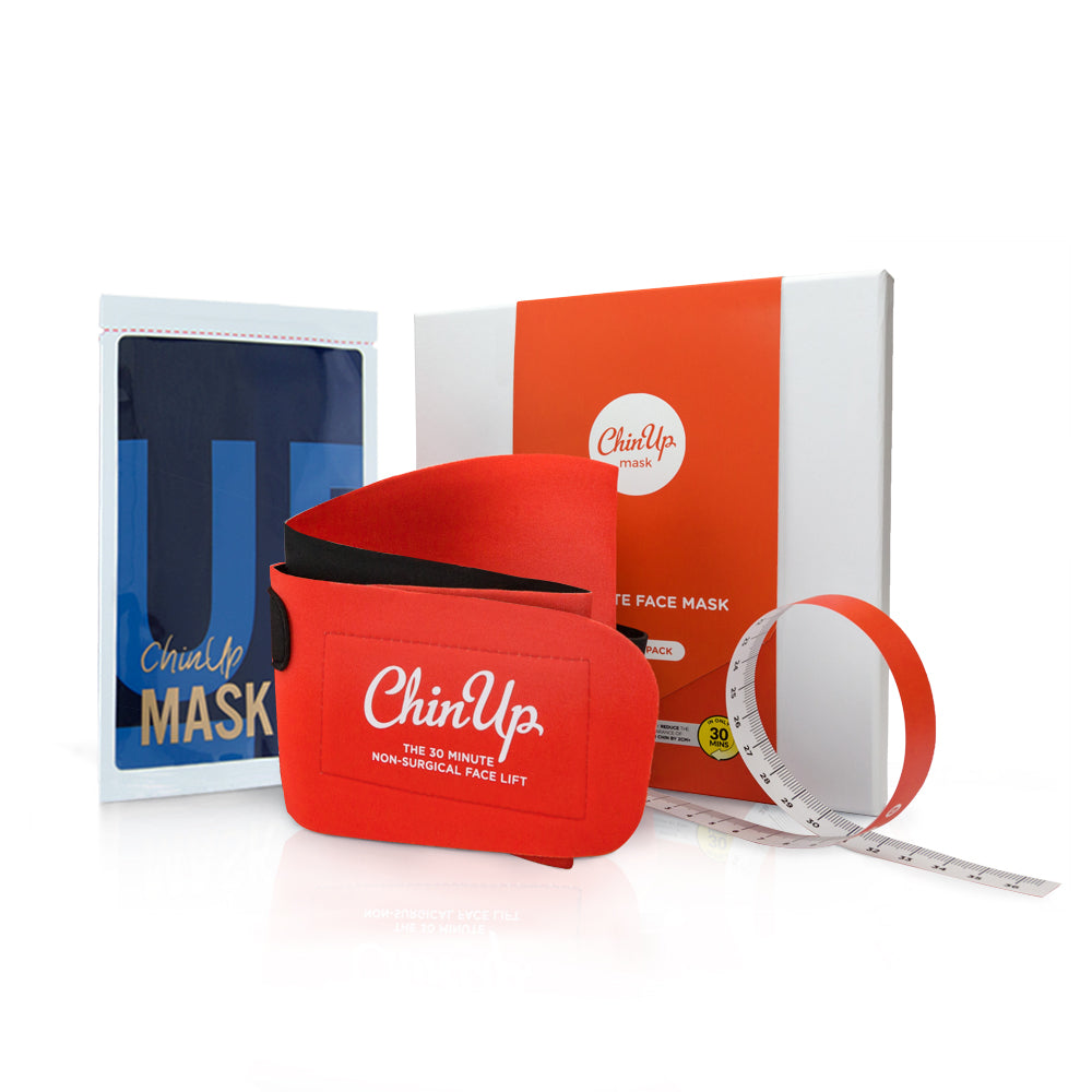 Free ChinUp Mask Sample Set - Only Pay $5.95 Express Shipping (Not a Subscription)