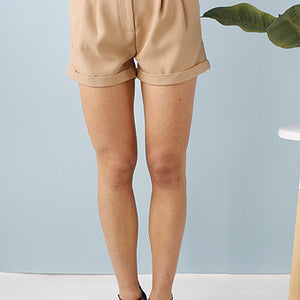 Susan Pleated Shorts