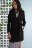 Ruth Black Waist Coat