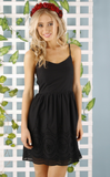 Molly Black Dress