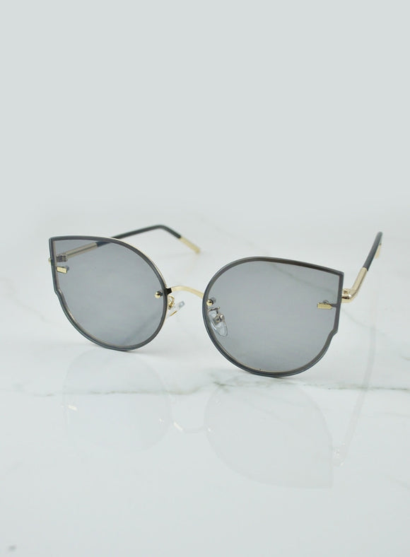 Phoenix Black Tinted Lens Sunglasses
