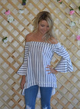 Willow off the shoulder Top
