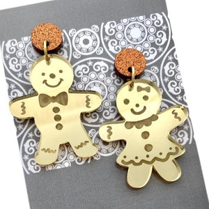 Mr & Mrs Gingy