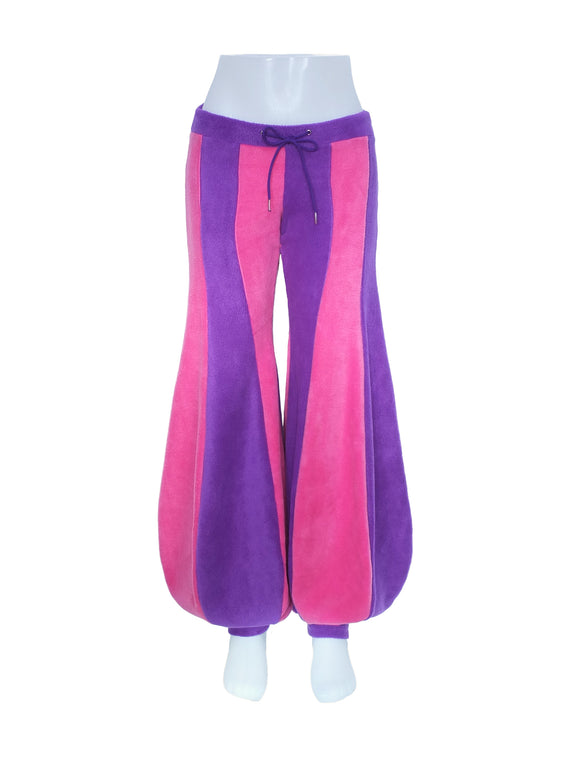 Fleece Balloon flares - 2 tone - TPF Faerie Wear