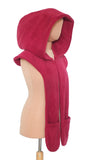 Snoofer with big round hood - TPF Faerie Wear
